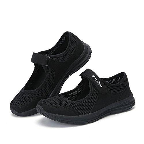 Sportive Estive Corsa Ginnastica Sneakers Da Nero Basse Estate Donna Eleganti Beautyjourney Scarpe Sandali n0vzq1nAw
