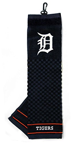 Detroit Tigers 16''x22'' Embroidered Golf ()