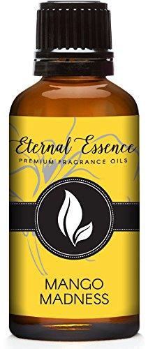 Eternal Essence Oils Mango Madness Fragrance Oil, Scented - (Plumeria Scent Oil)