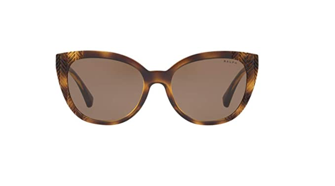 Ralph Lauren RALPH BY 0RA5253 Gafas de sol, Dark Havana, 56 ...