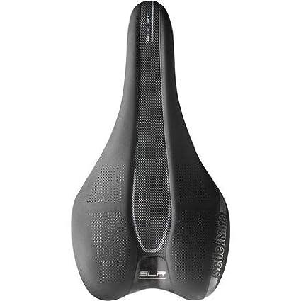 Black Erwachsene SLR Boost TI S/ättel S1 Selle Italia Unisex/