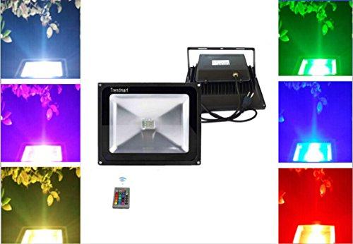 HK Audio RGB Led Light ,Trendmart® 50W RGB Black finish f...