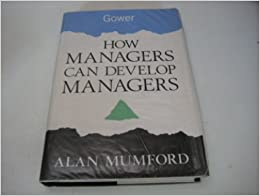 Book How Managers Can Develop Managers