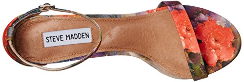 Madden Stecy Plateforme Floral Steve Sandales Multicolore Femme vHASwSqnZx