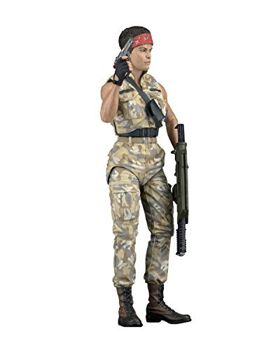 "NECA - Aliens 7"" scale action figure - Series 12 Private Jen"