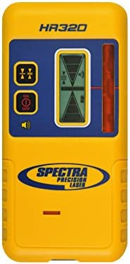 Spectra Precision Lasers / Trimble HR320 Hr320 Receiver with C59 Rod Clamp by Spectra Precision Lasers / Trimble