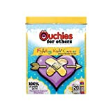 COSOU0133BX - Ouchies Pediatric Cancer Bandages 20 ct