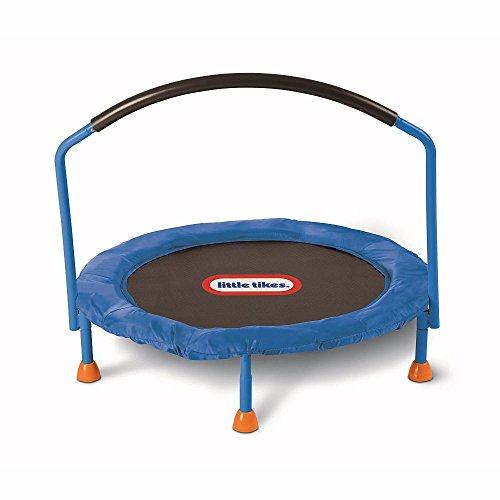 3-Feet-Mini-TRAMPOLINE-Plastic-Metal-Indoor-Toddler-TRAMPOLINE