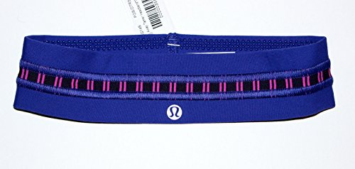 lululemon-athletica-headband-wide-band-w-silicone-beads-quilted-pigment-blue-red