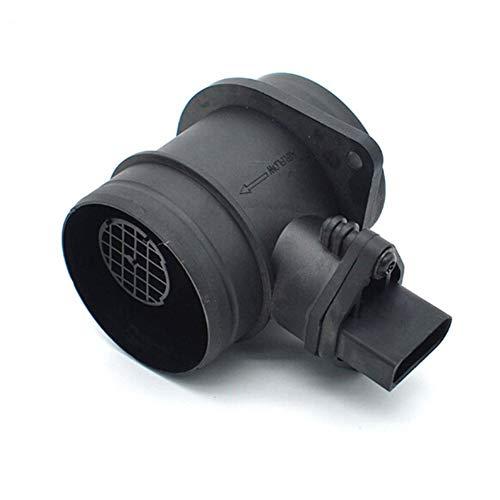 NANA-AUTO Medidor de sensor de flujo de aire para VW Jetta Beetle Golf Bora Polo 1,9 L TDI MK4 98-06 0281002531