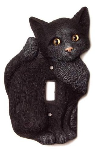 Cat Switch Plates Kritters In The Mailbox Cat Switch Plate