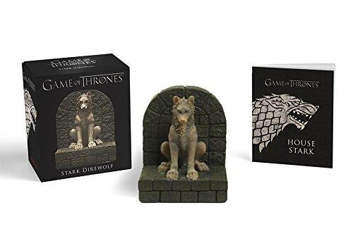Game of Thrones: Stark Direwolf (Miniature Editions)