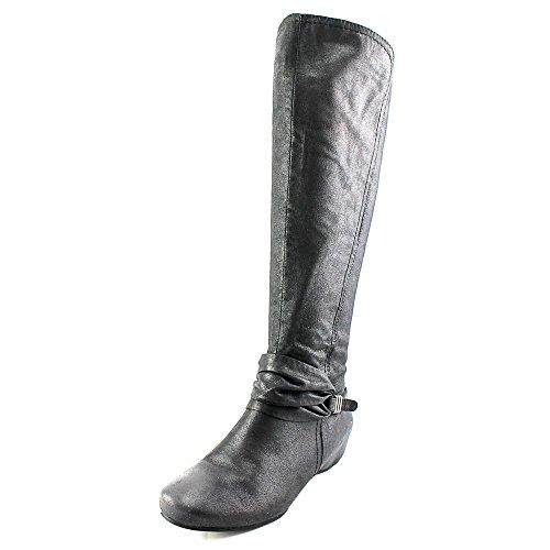 Baretraps Sapphire Women US 6 Black Knee High - Bare Boots Women