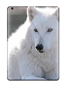For Ipad Air Tpu Phone Case Cover(arctic Wolf )