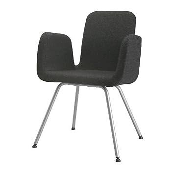 Ikea Patrik Conference Chair Dark Grey Ultuna