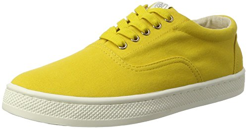 Marc O'Polo Herren 70223793501605 Sneaker Gelb (Yellow)