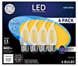 G E Lighting 43255 LED, Decorative, 5
