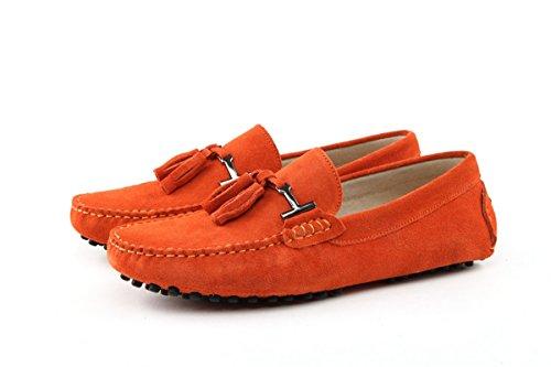 Minitoo ,  Herren Sandalen , Orange - Arancione (arancione) - Größe: 40