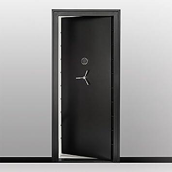 SNAPSAFE Aux Vault Door 32x80- Safe Door & Amazon.com : SNAPSAFE Aux Vault Door 32x80- Safe Door : Sports ...