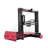 Tevo Black Widow I3 3D Printer DIY Kit Aluminum Frame Large Printing Size 370 250 300mm High Accuracy Adopt for BLTouch Auto Leveling Microstep Extruder MKS MOSFET Heating Controller, w/ Heatbed by Tevo