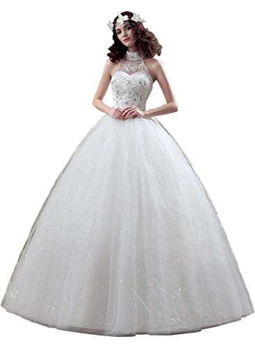Spitze Abendkleider Ivydressing H Stil Hochzeitskleid Damen Brautkleider Hochwertig qExwtxWPgp
