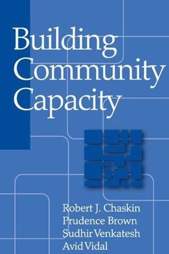 Download Building Community Capacity (Modern Applications of Social Work Series) pdf epub