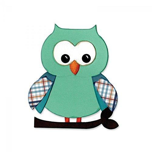 Sizzix Bigz Die Owl #5 by Lori Whitlock