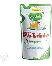 Refil Sabonete Liquido Lava Tudinho BioCLub 300ml
