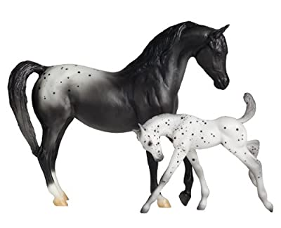 Breyer Classics Blanket Appaloosa and Foal Set by Breyer