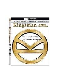 Kingsman 1 & 2 Two-Pack (4K UltraHD) [Blu-ray]