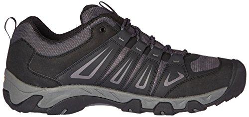 WP Homme gris de EU Marron Keen Randonnée Oakridge Chaussures 49 Basses 54vqHA