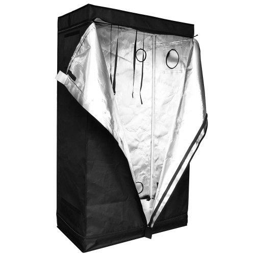 36x20x62-Reflective-Interior-Mylar-Hydroponic-Grow-Dark-Room-Tent-Box-Cabinet-Hut