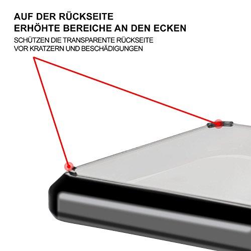 yayago TPU Hülle für Apple iPhone 7 / iPhone 8 Tasche, Case mit Harteschale