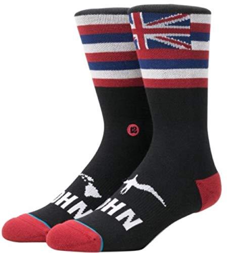 (Stance Mens World Champ Socks Black M)