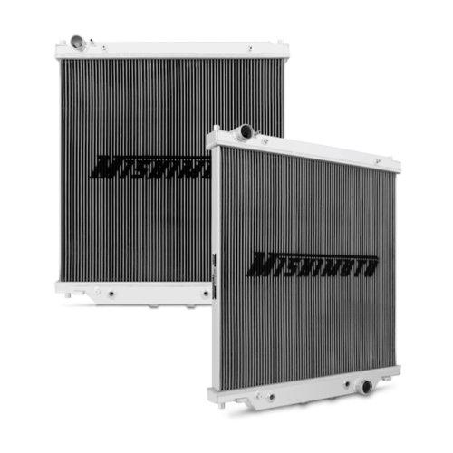 (Mishimoto MMRAD-F2D-03 Aluminum Radiator for Ford F250 6.0L Powerstroke)