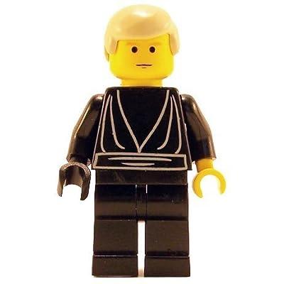 Luke Skywalker (Black Hand, YF) - Star Wars Minifigure: Toys & Games