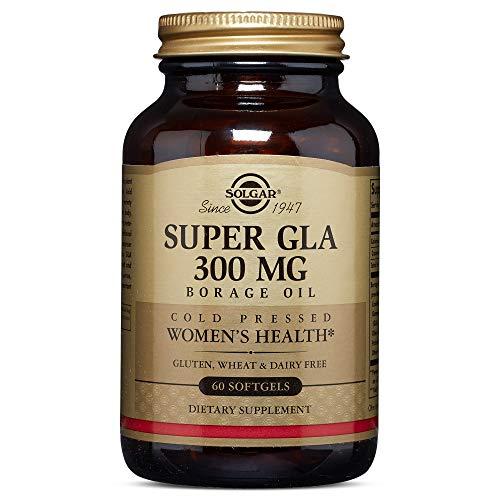 Solgar - Super GLA 300 mg, 60 Softgels