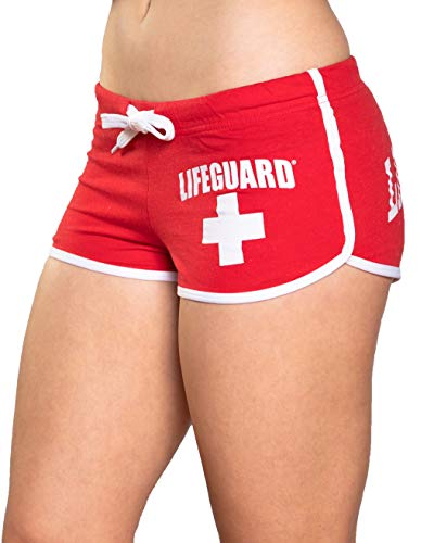 LIFEGUARD Juniors Size Hi-Cut Short (XLarge, Red)]()