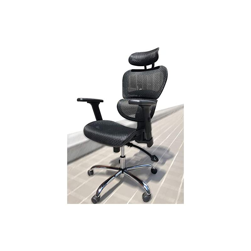Office Chair, Ergonomics Mesh Chair Comp