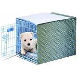 Precision Pet Duvet Crate Cover for Size 2000 Crates, Blue
