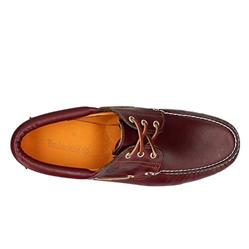 illets Bateau Hommes Pour Classic Bordeaux Timberland illet 3 Chaussure Lug nYqUxCwUH4