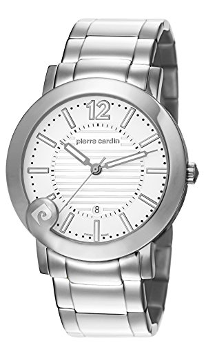 pierre-cardin-charonne-steel-swiss-made-pc106321s06-white-stainless-steel-round-43-mm