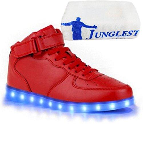 Baskets junglest® Lumin présents Rouge Serviette petite tqFTBT