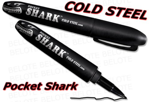 ''Cold Steel Pocket Shark Pen''
