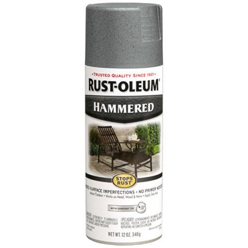 Rust Oleum 7214830 Hammered Finish 12 Ounce