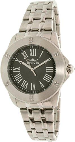 Invicta Women's 20370SYB Silver Stainless-Steel Quartz Watch