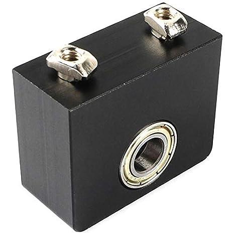 Binchil Piezas de la Impresora 3D Tornillo del Eje Z de Aluminio ...