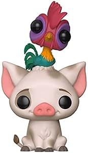 Funko Pop Disney: Moana Pua and Hei Hei Amazon Exclusive