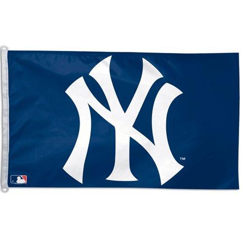 WinCraft MLB New York Yankees WCR88835010 Team Flag, 3' x 5'