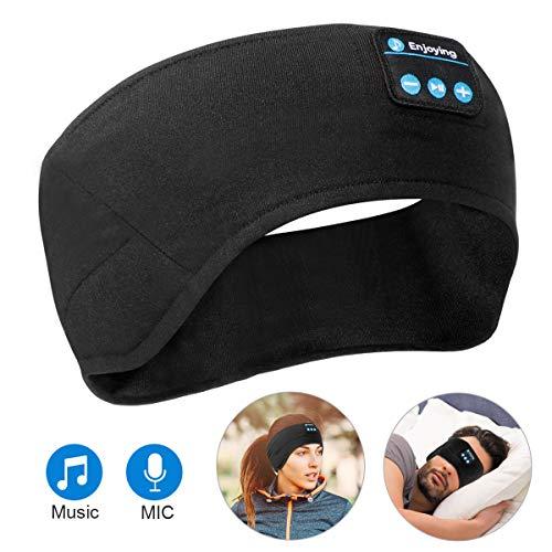 Music Headband Headsets, Bluetooth Sleeping Running Headphones Headband Sports